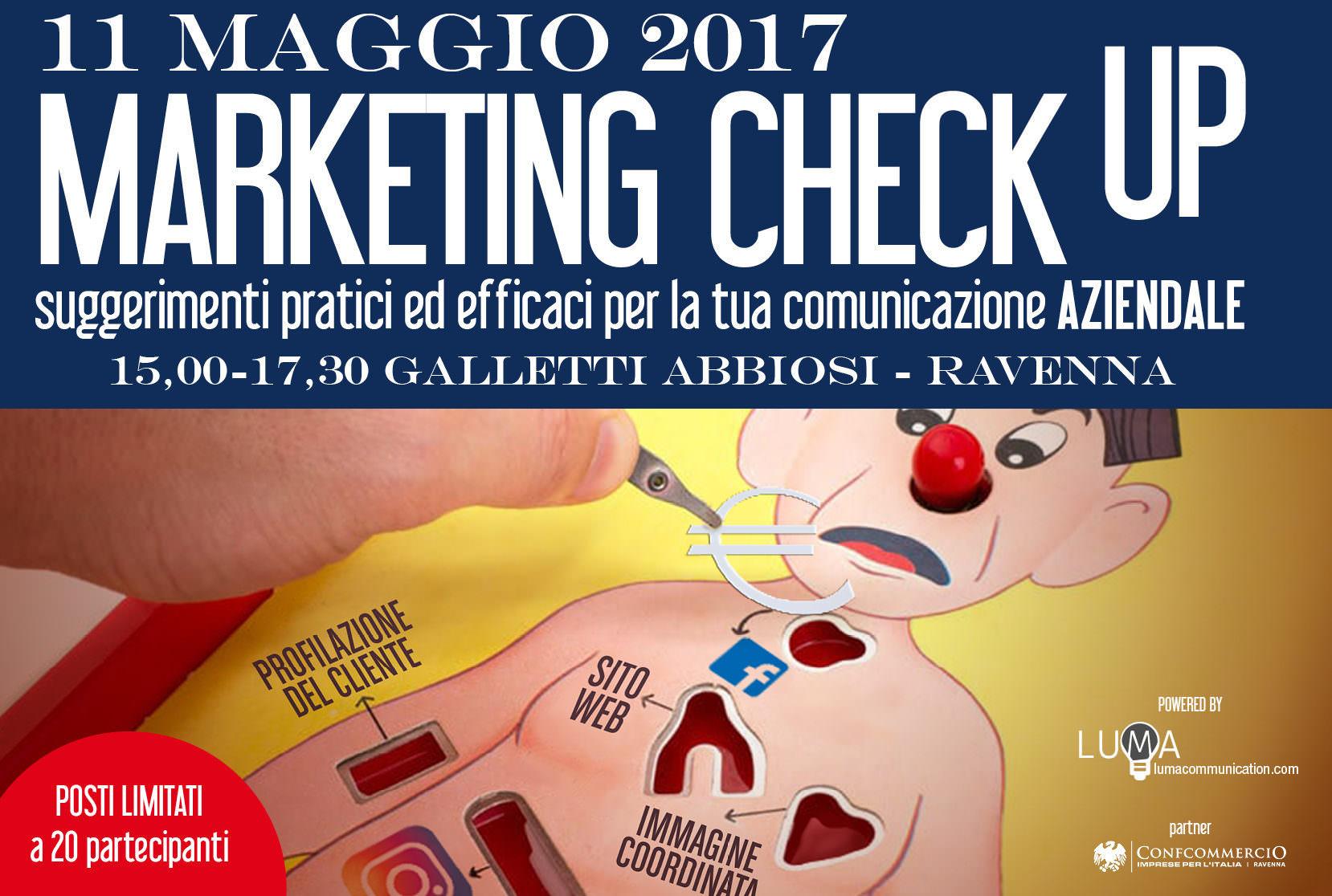 Marketing Check Up