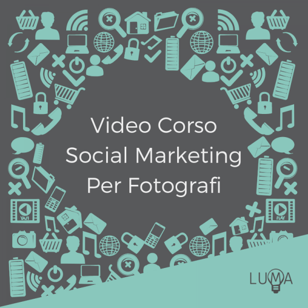 Video Corso Social Marketing Per Fotografi