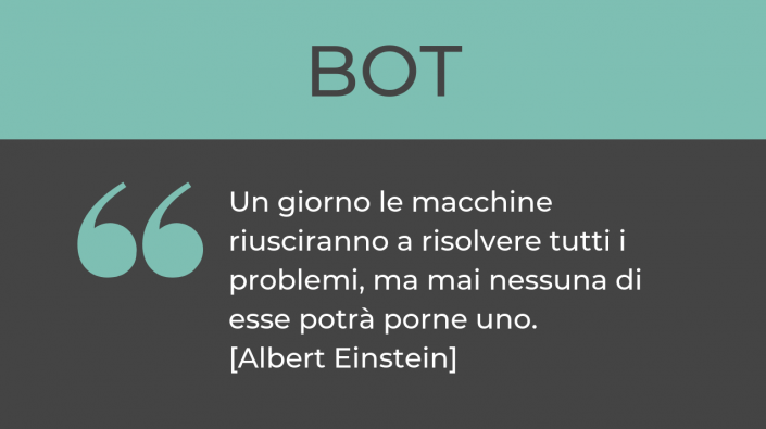 chatbot su facebook messenger