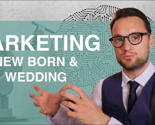 marketing per fotografi newborn e wedding