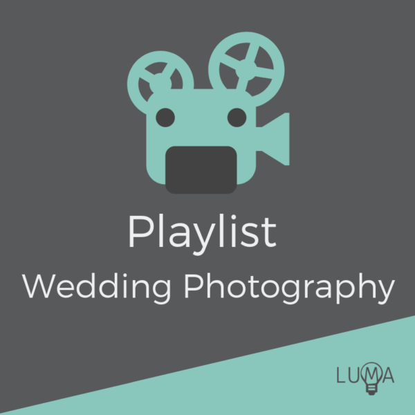 play list wedding luma