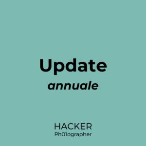 Update annuale