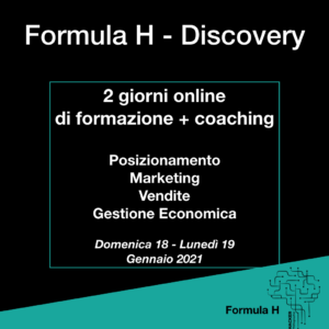 Formula H Discovery
