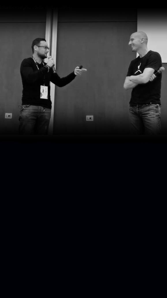 Marco Zammarchi + Marco Montemagno Speech